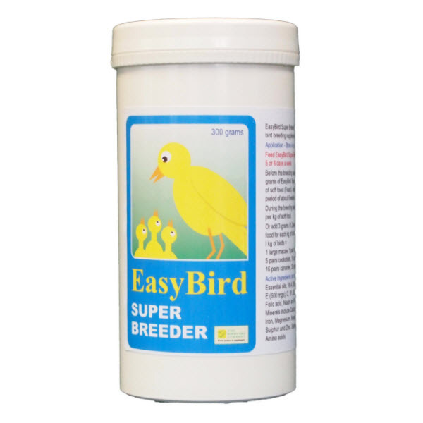 EasyBird Super Breeder 100g