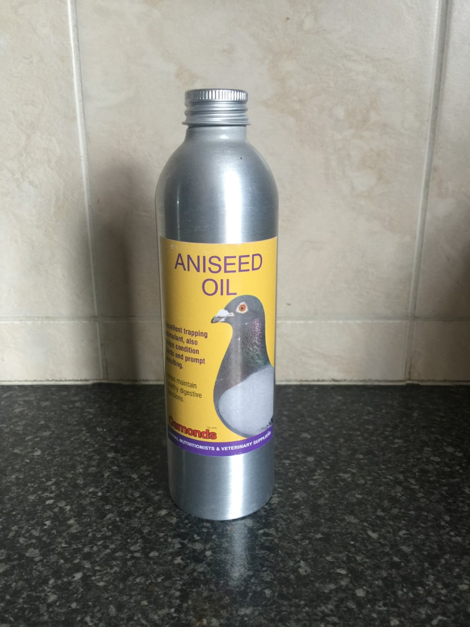 Osmonds Aniseed Oil 250ml
