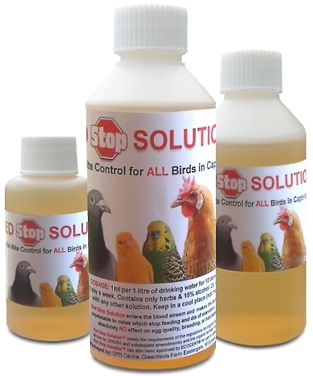 Red Stop Solution 1000ml