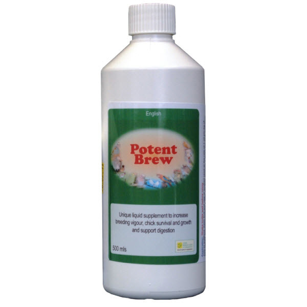 Bird Care Potent Brew 500ML